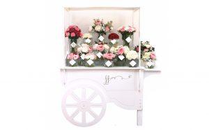 Forever Flowers Cart