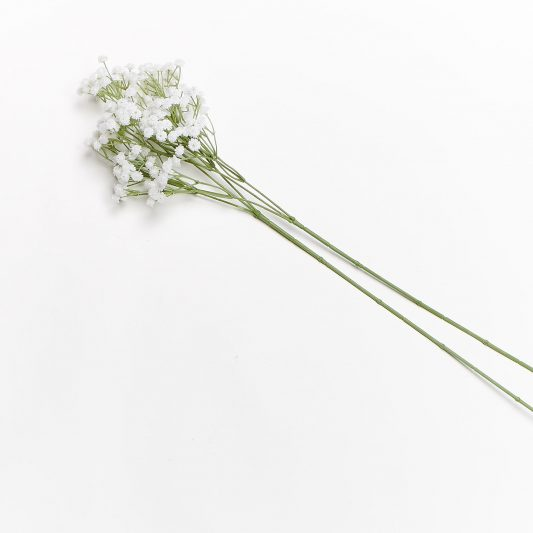 Forever Flowering Gypsophila Spray Baby's Breath Flower Stem