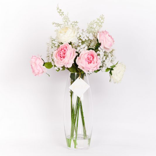Sasha Forever Flowering Real Touch Flower Arrangement 1