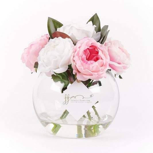 Amy Real Touch Forever Flowering Flower Arrangement 1