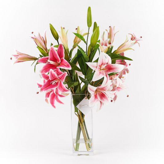 Benny Real Touch Forever Flowering Flower Arrangement 1