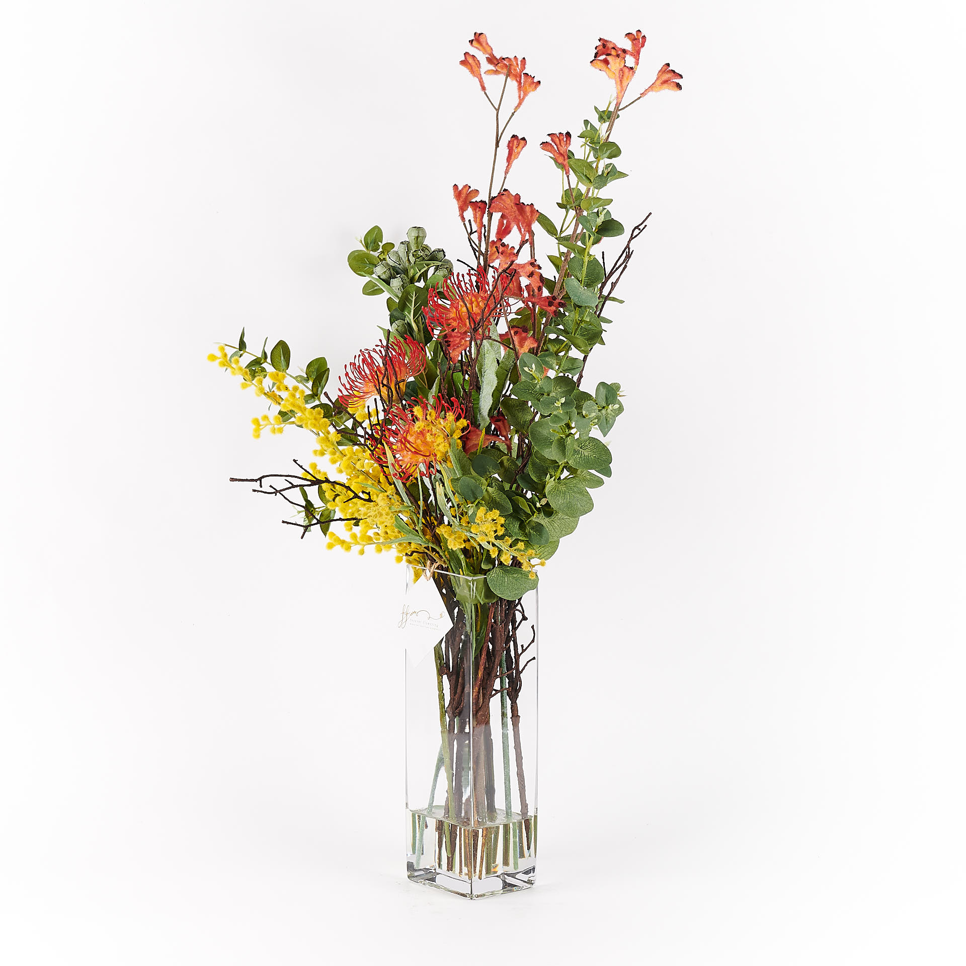 Matilda Real Touch Forever Flowering Flower Arrangement 2