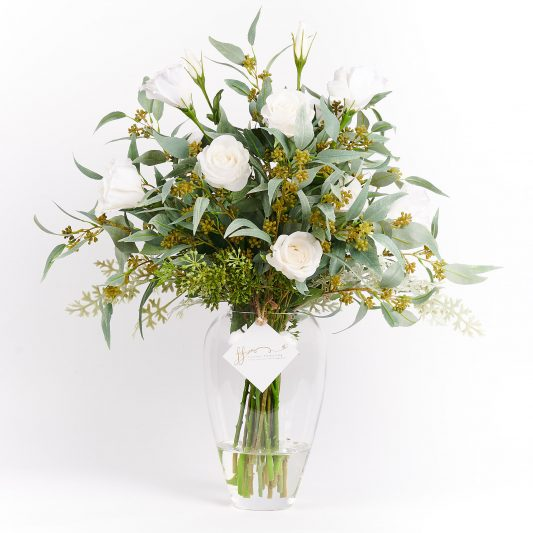 Pandawa Real Touch Forever Flowering Flower Arrangement 1