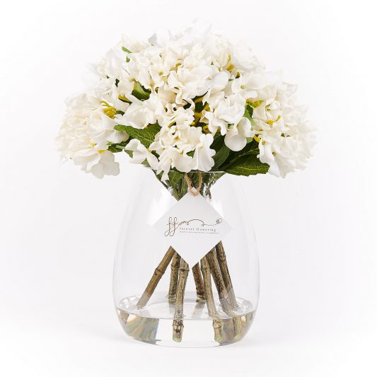 Pearl Real Touch Forever Flowering Flower Arrangement 1