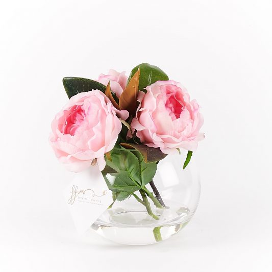 Sweetness Real Touch Forever Flowering Flower Arrangement 1
