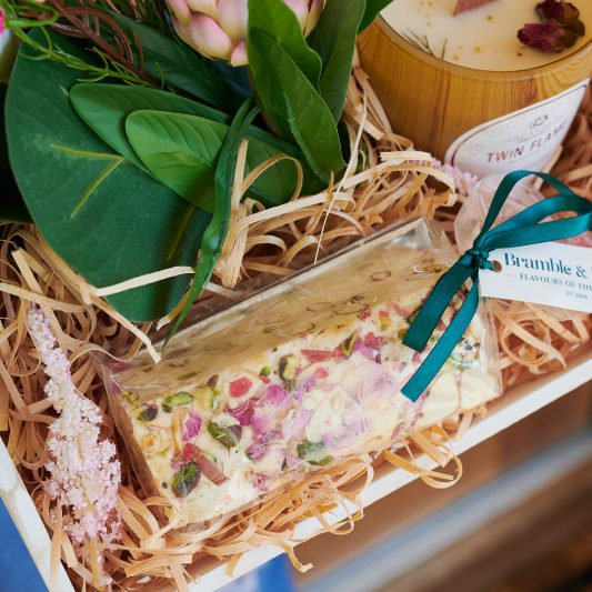 Forever Flowering Gift Hampers Close up LIFESTYLE 4
